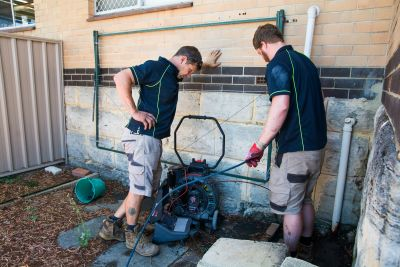 Perth Plumber Clearing Blocked Drains